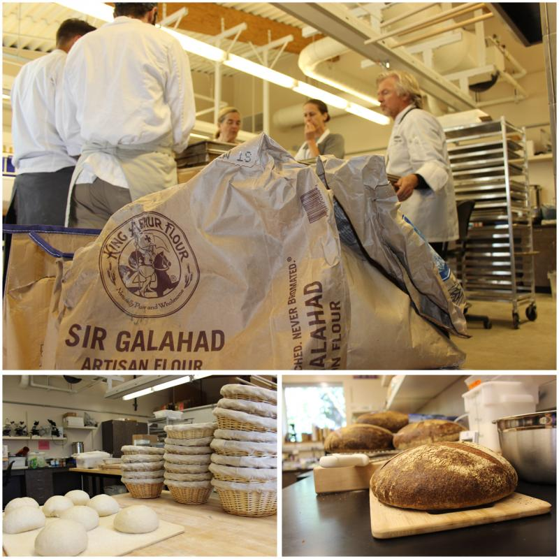 Farmers, scientists and bakers work side by side at the Bread Lab in Mt. Vernon.