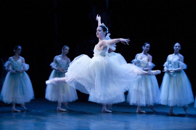 Carrie Imler in Peter Boal's 'Giselle.'
