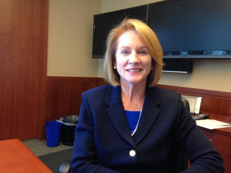 Seattle Mayor Jenny Durkan
