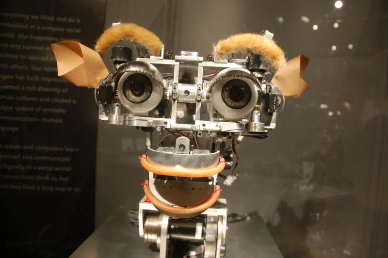 robot, machine, artificial intelligence, technology