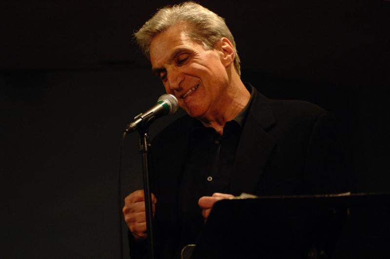Robert Pinsky hosted this year's Seattle's Favorite Poems event.