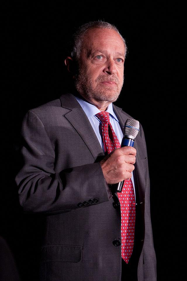 Robert Reich at the University of Iowa, Sep. 7, 2011