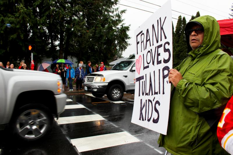 Frank Rivas, Marysville