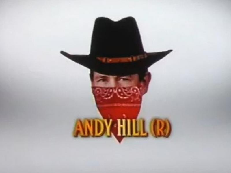 "Screen shot of a TV ad attacking Washington state Sen. Andy Hill (R-Redmond), paid for by the ""Eastside Integrity"" political action committee."