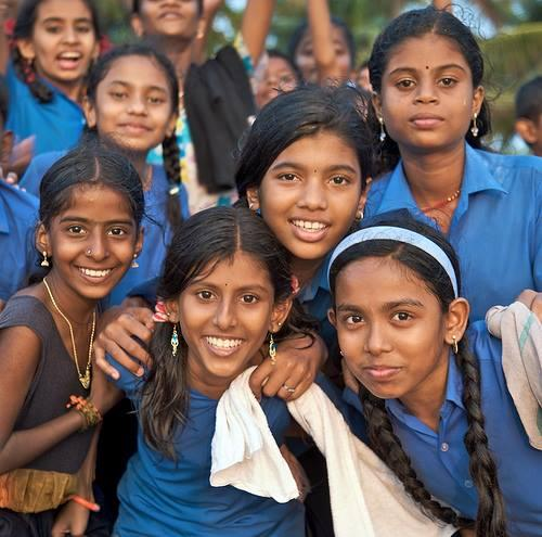 In parts of India, young women don't have easy access to sanitary napkins. The water hyacinth pad gives purpose to an invasive plant species while helping girls feel comfortable attending school.
