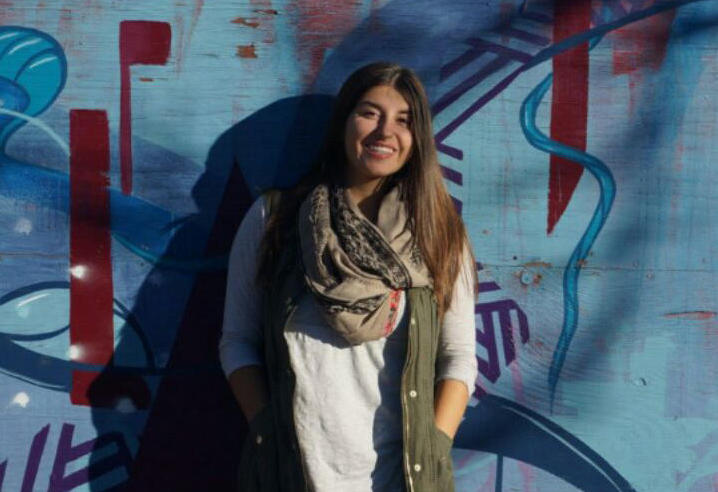 Foster High School senior Nandina Cengic is a feminist, filmmaker and activist.