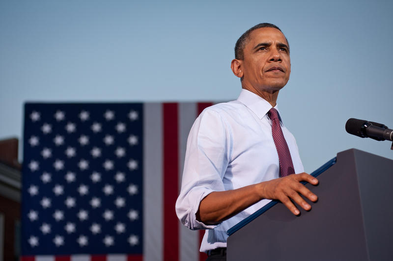 Barack Obama in Virginia, 8/2/2012