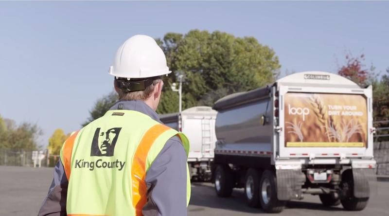 King County has been working on different recycling products for Loop, aka waste treatment biosolids. One Seattle startup thinks biofuel is the answer.