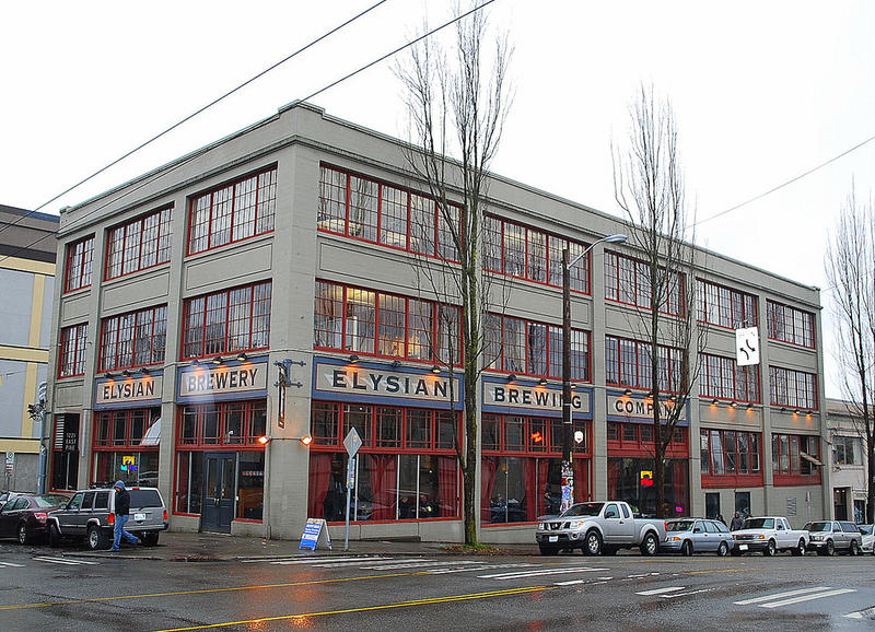 Elysian Brewery on Capitol Hill, Seattle, has a new owner.