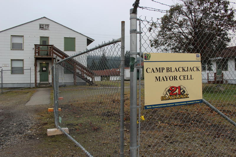 The controlled monitoring area at JBLM has taken the name
