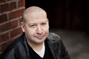 Author Domingo Martinez