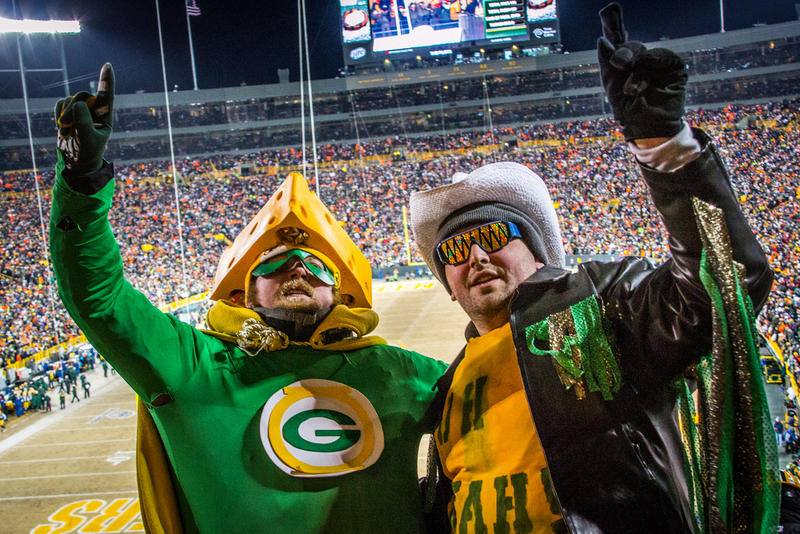 The Green Bay Packers are the only community-owned NFL team.