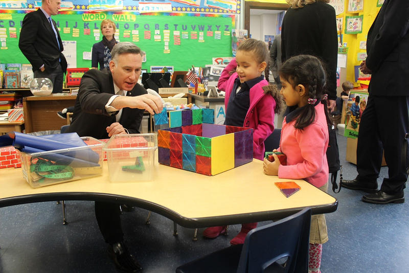 Executive Constantine and a Seattle delegation visited Boston and New Jersey to learn about their universal preschool models in 2014.