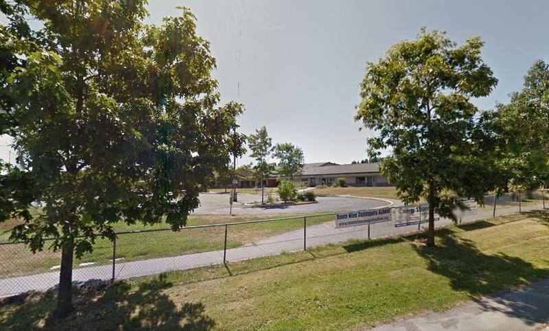 Street view image of Meridian Elementary in Shoreline, where a member of school staff saw an armed man. All Shoreline schools subsequently went into lockdown.