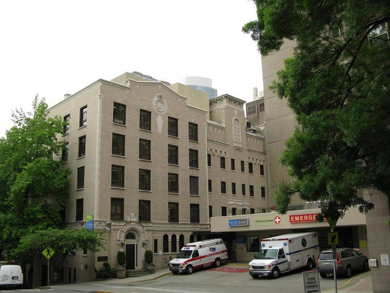 Virginia Mason hospital in Seattle.