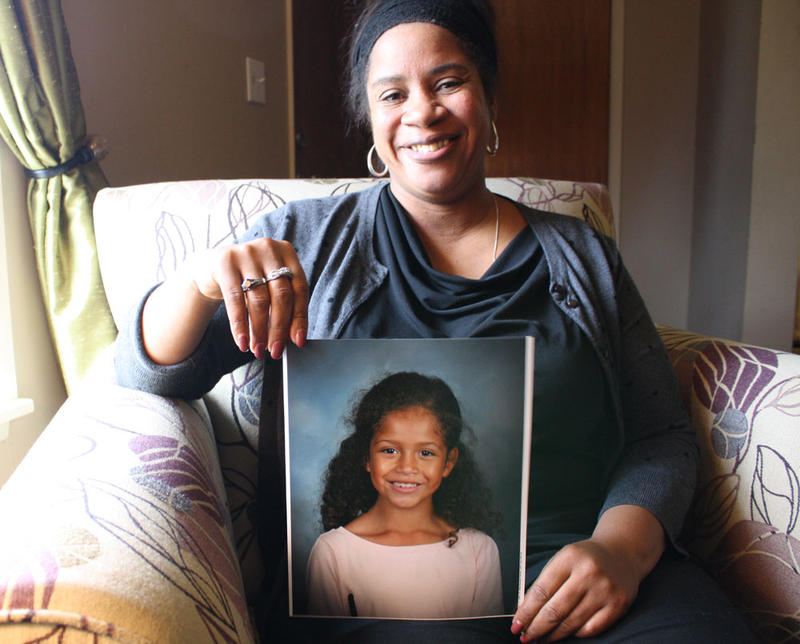Shrounda Selivanoff reunited with her daughter after losing her to the foster care system.