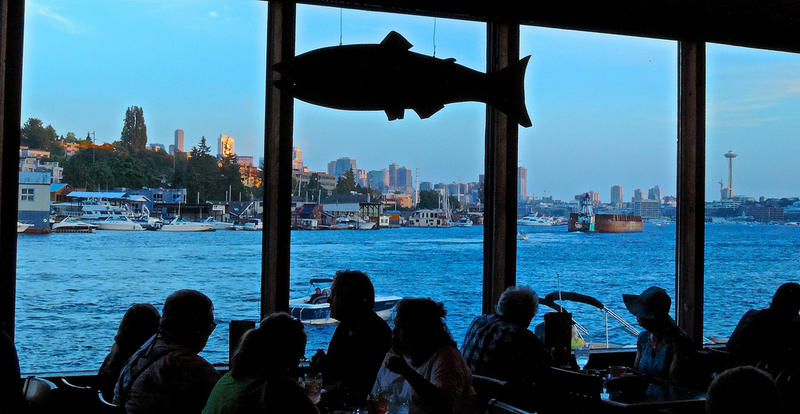 Workers at Ivar's Salmon House on Lake Union will be getting a raise to $15 an hour before Seattle raises the minimum wage that high.