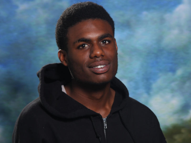 Shooting victim Robert Robinson, Jr., was a senior at Seattle's Cleveland High School.