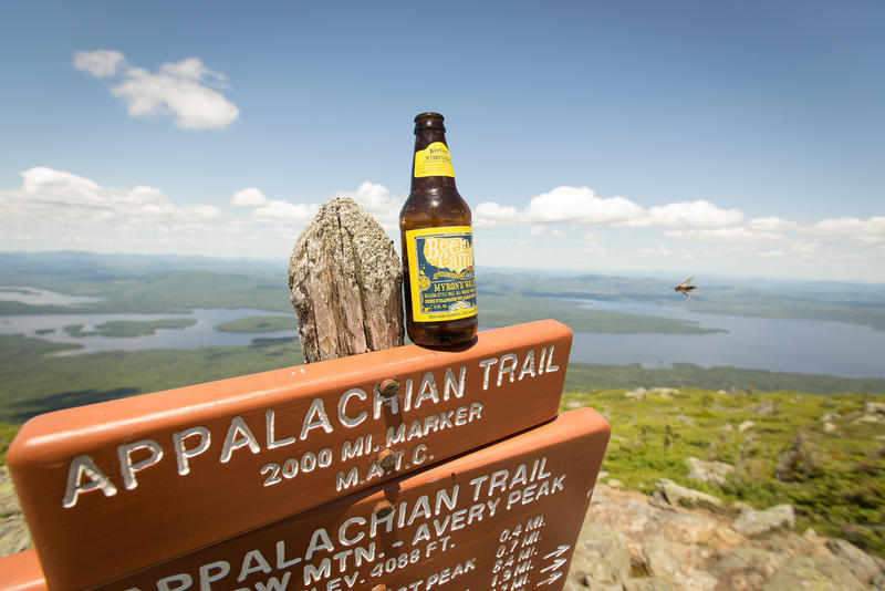 "Dehydrated alcohol is a subject of debate in Washington. Joni Balter says that it could become an ""REI thing"" for hikers who don't want to have to haul a beer in their pack."