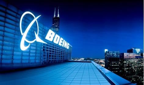 Boeing's corporarte headquarters in Chicago, Illinois.