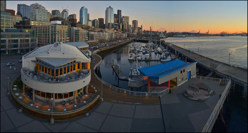 Ohio-based artist Ann Hamilton has a $1 million grant from the city of Seattle to create art for Piers 62 and 63.