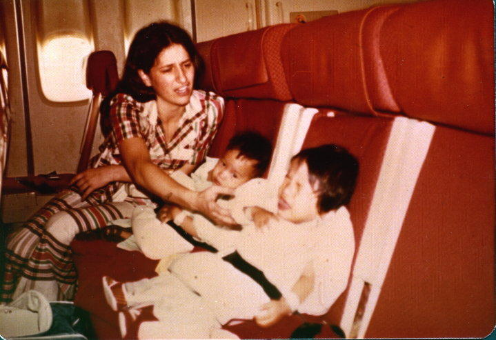 Lisa Pauley was a volunteer at an Adventist hospital in Hong Kong. Joyce Wertz Harrington, a fellow nurse, photographed their 30-hour journey.