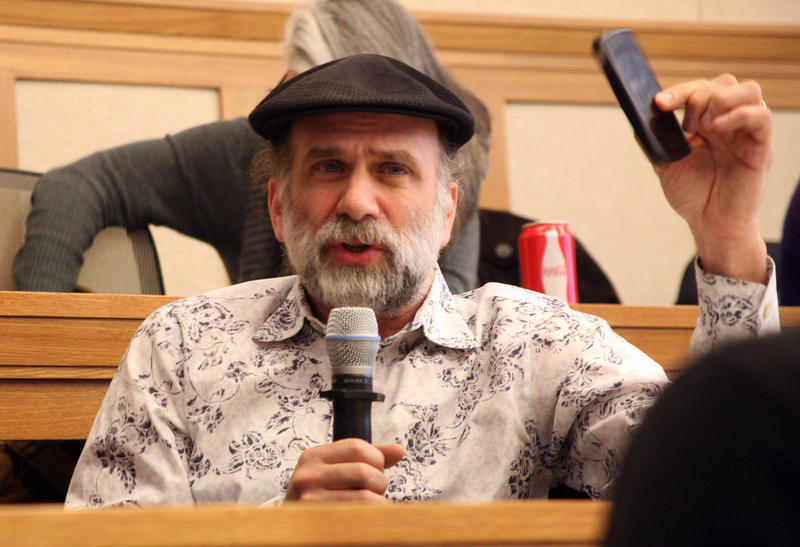 Author Bruce Schneier.
