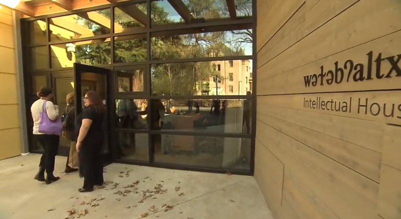 The University of Washington's Intellectual House.