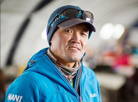 Lhakpa Gelu Sherpa, who lives in the Seattle area, has summited Everest 15 times. He holds the official record for speed in climbing the world's tallest peak -- 10 hours, 56 minutes and 46 seconds.