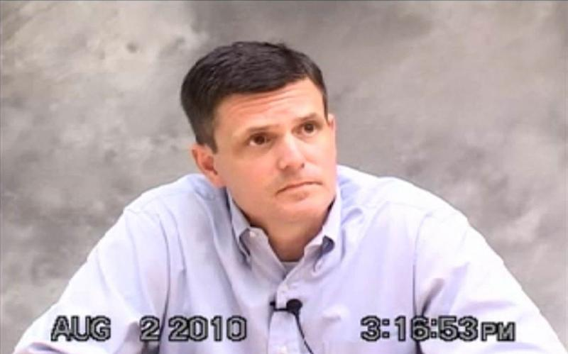 Troy Kelley, then a Washington state Representative (D-Tacoma), testifying in a deposition in 2010.