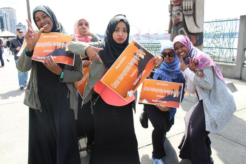 Youth celebrate Islamophobia Awareness Day