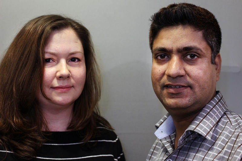 Alena Rogers had been rejected for rental after rental when she emailed Raj Kumar.