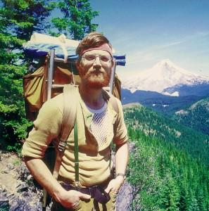 Reid Blackburn, 27, was a photographer at The Columbian newspaper in Vancouver, Washington. He was killed in the 1980 eruption of Mount St. Helens.