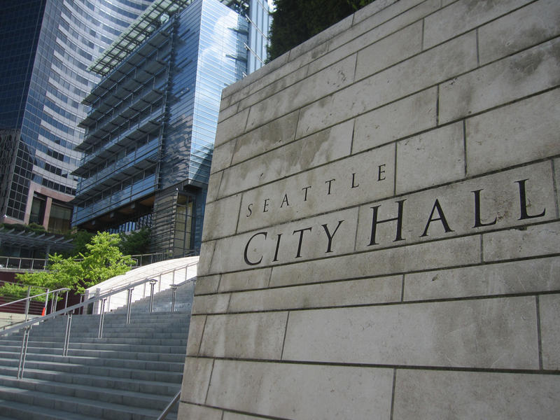 Seattle City Hall.