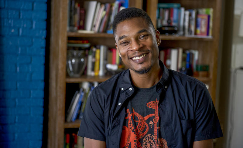 "Terrance Hayes won the National Book Award for Poetry for his volume ""Lighthead"" and in 2014 won a ""genius grant"" from the John D. & Catherine T. MacArthur Foundation."