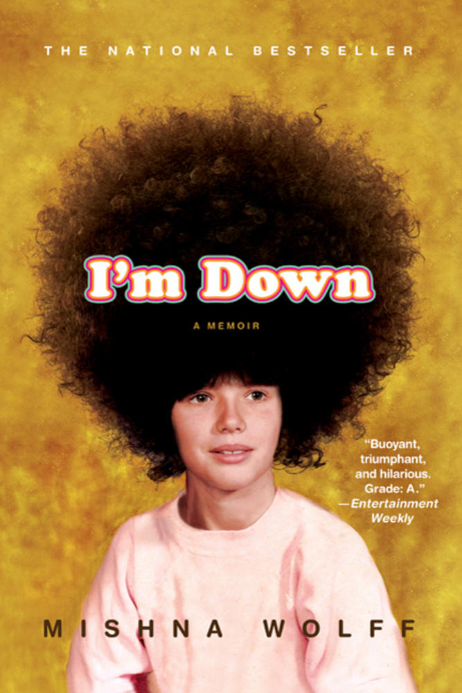 The cover of Mishna Wolff's book,