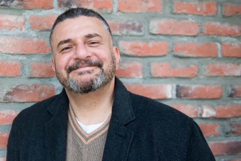 Seattle Playwright Yussef El Guindi.