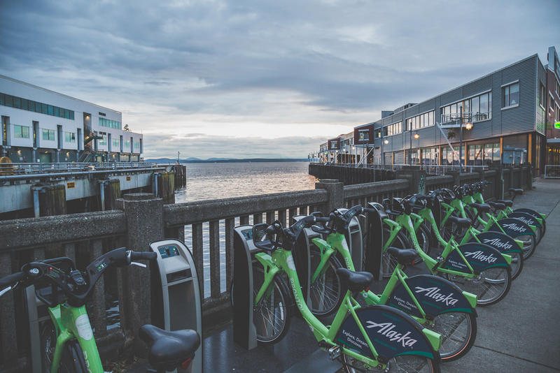 Bikesharing had a big impact when it was introduced in New York City. Now that it's in Seattle, will it change transportation in the city?