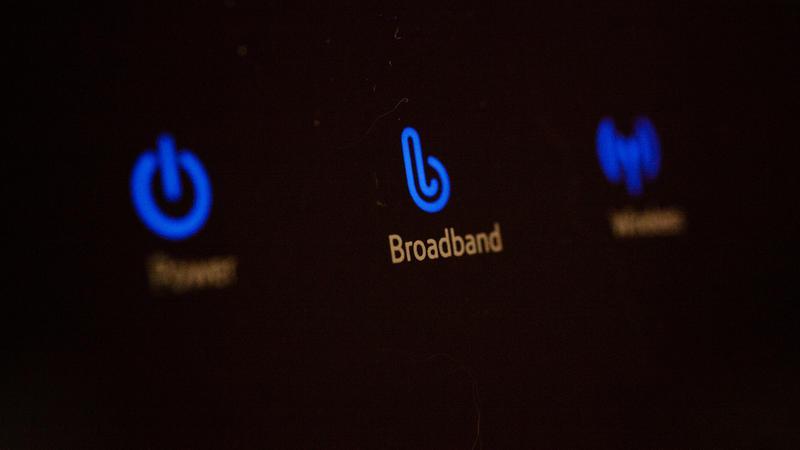 broadband router internet