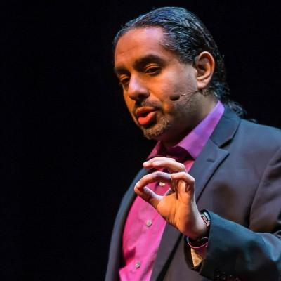 Computer scientist and author Ramez Naam