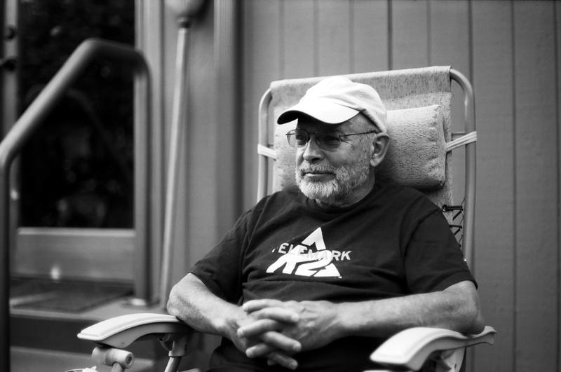 Former Elwha tribe attorney Russ Busch