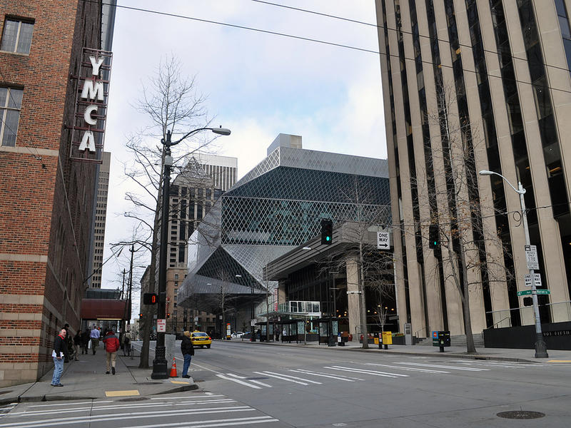 Folio: The Seattle Athenaeum will be housed at the downtown YMCA building, just a block away from the central library.