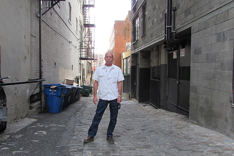 John Syverson, facilities manager for the Frye Hotel downtown, doesn't sugar coat the problems around his buildings.