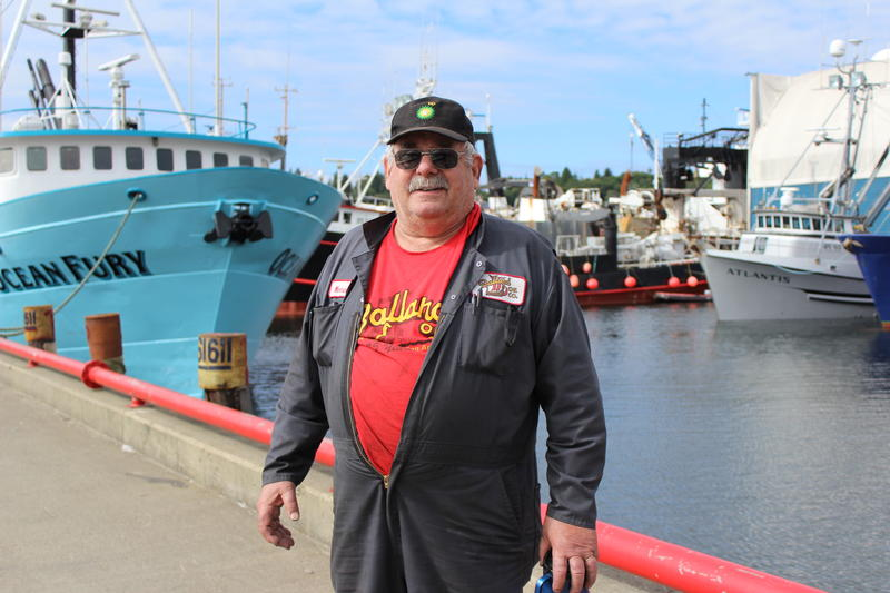 Warren Aakervik, owner of Ballard Oil, worries that development is putting pressure on Ballard's working waterfront.