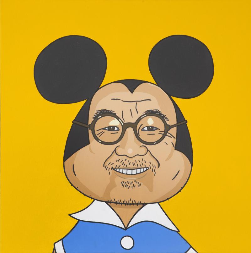 Roger Shimomura's 'American Mouse'