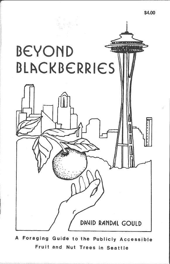 A more serious zine that focuses on the food grown around Seattle.