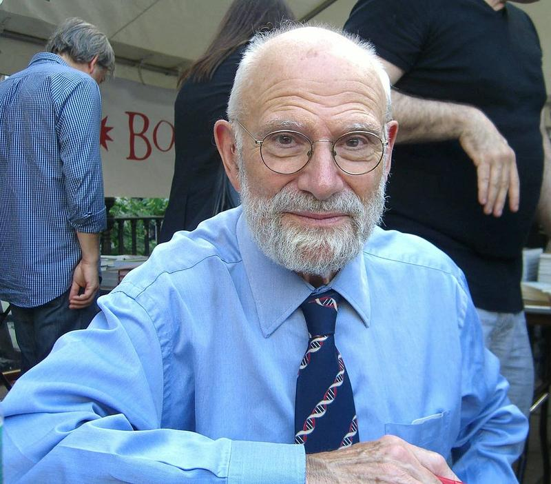 Neurologist and writer Oliver Sacks at the 2009 Brooklyn Book Festival. Sacks died this weekend. He was 82.