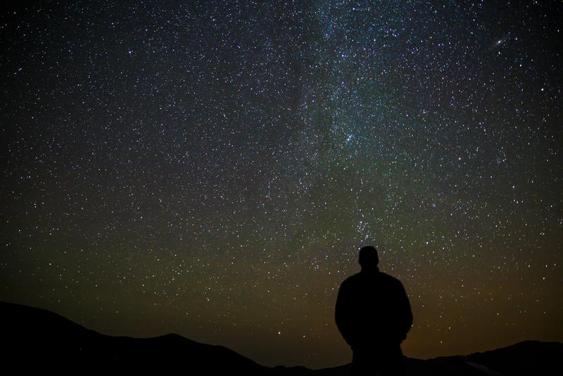 You don't have to be at 10,000 feet in the Rocky Mountain National Park to check out the Perseid meteor shower.