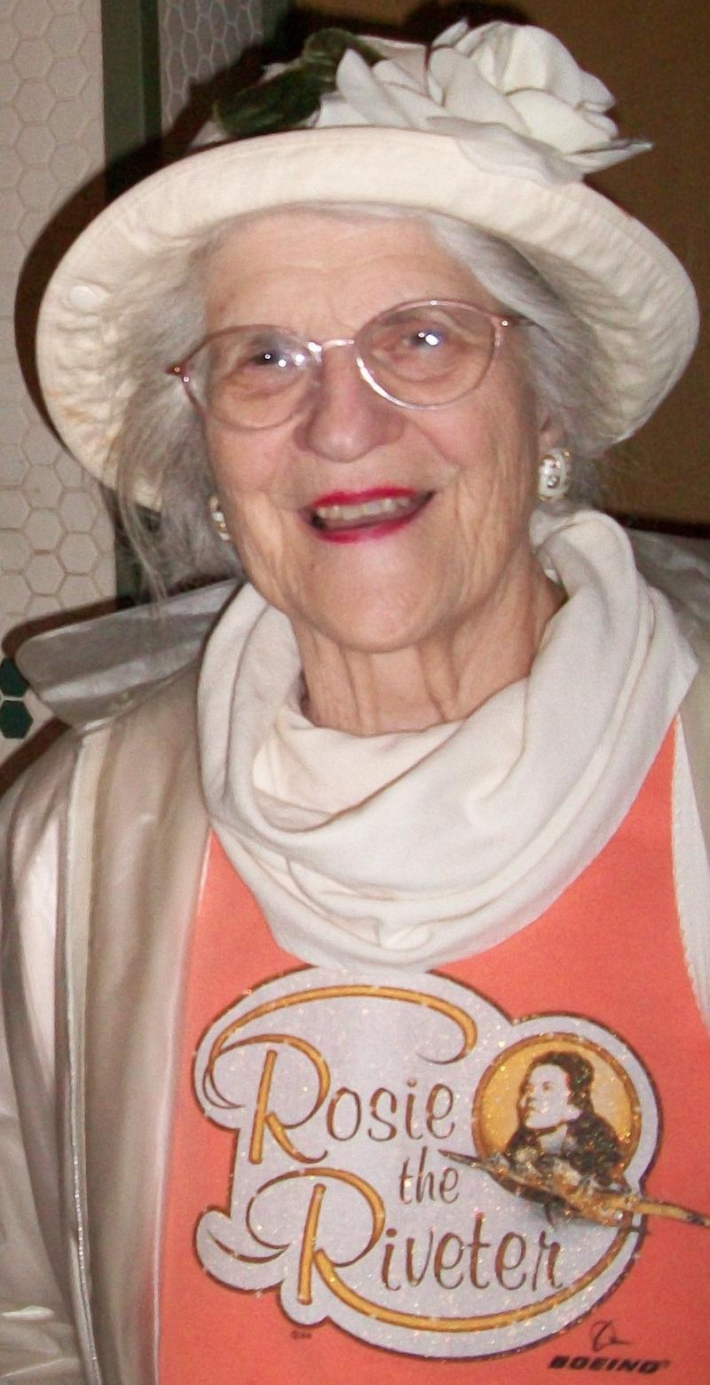Georgie Bright Kunkel is seen in an undated photo.