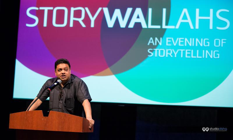 Abhijeet Rane telling his story of being misunderstood